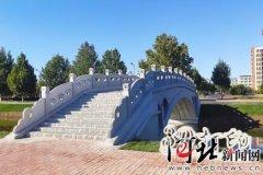 3D打印赵州桥现身河北工业大学 为世界最长跨度装配式混凝土3D打印桥