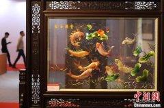 中国工艺美术博览会登陆南京 6万余件作品集中亮相