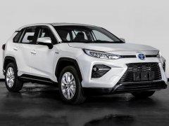 广汽丰田威兰达22日发布 将有望17万元起售
