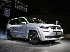 Jeep指挥官PHEV正式上市 纯电动模式下NEDC续航里程达70公里