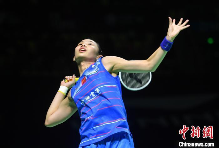 中国羽毛球公开赛:戴资颖因伤退赛无缘决赛