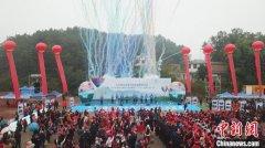 2019中国热气球俱乐部联赛开赛 赛事将持续至13日