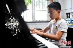 恺撒堡国际青少年钢琴大赛总决赛在广州举行 400余名选手参加