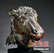 圆明园马首铜像捐赠仪式在国家博物馆举行 十二兽首中有七尊回归