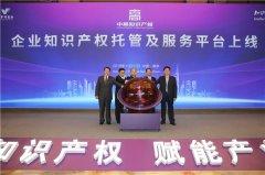 中高知识产权托管与服务系统上线 精彩亮相紫金知识产权国际峰会