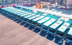 南昌中心城区实现出门500米可乘公交车 早晚高峰拥挤率下降至72.3%