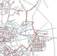 11月21日起成都将新开夜间公交17路、夜间公交21路