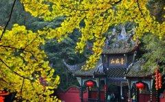 青城山—都江堰风景名胜区将12月1日至7日开展景区免费开放日活动
