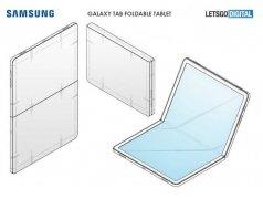 三星折叠平板设计曝光 采用四边等宽设计