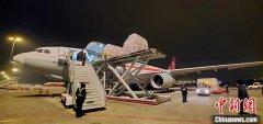 四川航空开通成都至布鲁塞尔全货机航线 返程经停西安和印度德里