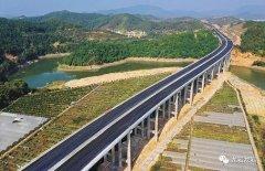 永杭高速有望春节前通车 全长约56公里