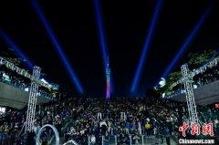 2019第三届广州户外艺术节精彩开幕 举办时间为11月30日至12月29日