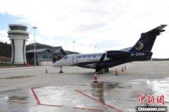 云南兰坪丰华通用机场试飞成功 机场跑道长1800米宽30米
