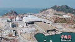 深中通道伶仃洋大桥东锚碇进入实体施工阶段 预计2024年建成通车