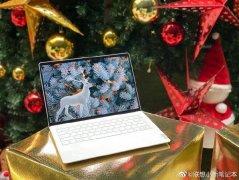联想小新Pro 13s真机图公布 采用冰瓷莹玉配色