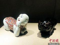 中国历代枕文物特展在长沙博物馆开展 展出132件(套)枕文物