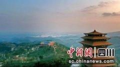 龙泉山城市森林公园丹景台景区核心区将于2020年元旦当日正式亮相