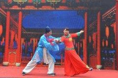 庐江县举办岗湾老街民俗文化旅游节 历时三天