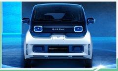 新宝骏E300将于今日正式发布 搭载最大功率29千瓦电动机