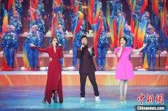 2020广东卫视春节晚会在广州录制 汇集郭富城孙楠等明星