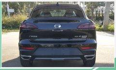 传祺GS4 Coupe有望3月上市 增设小鸭尾设计