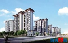 翔安大嶝阳塘安居小区将于明年底交付 总用地面积44万平方米