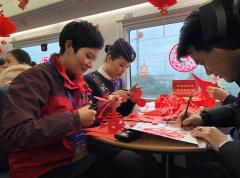 """上海和苏州两地开出至皖北2趟""""G""""字头春运团体包车列车"""