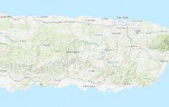 北京时间20日13时26分许波多黎各南部沿海地区发生4.7级地震 震源深度10公里