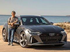 奥迪全新RS6 Avant车型部分信息曝光 0-100km/h加速可在3.6S内完成