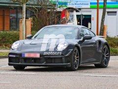 保时捷新款911曝光 将于明年夏季前上市开售