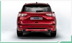 2020款福特Kuga在英国正式上市 基于福特C2平台打造
