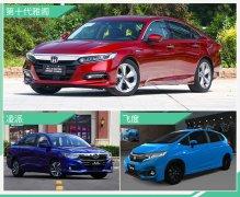 广汽本田1月销量超7.6万辆 新一代凌派1月份销量15023辆