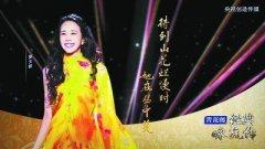 《经典咏流传》第三季高分开播 康震秀书法引观众赞叹