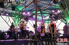 2020年泰国甲米娜迦音乐节举行 3天活动可吸引约5万名游客到场