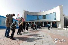 新疆博物馆恢复开放 参观者需要提前实名预约