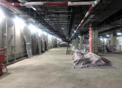 合肥5号线已全面启动南段20个车站公共区装修 样板站云谷路站计划上半年基本
