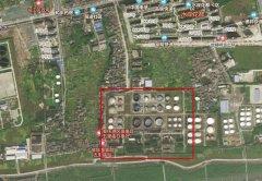 安庆滨江ECD(油罐生态文化中心)项目即将启动 项目规划总用地面积约104359平方米