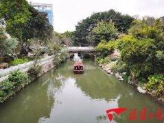 福州白马河游船4月1日首航 推出1元惠民活动