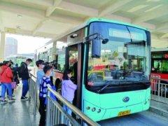 南昌市已恢复公交线路123条 恢复比例为90%