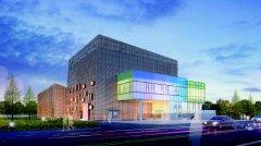 蚌埠市文化馆预计5月底完工 总占地面积1.3万平方米