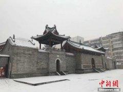山西东汉普光寺耗时7年修缮竣工 工程共投资约7000万元