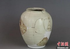 山西发现距今千年北宋时期古代瓷窑址 出土瓷器以日用粗化妆白瓷为主