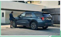 福特探险者PHEV起售7.8万欧元 最大功率小幅提升至336kW