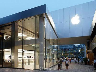 全球近100家苹果店已重新开放,网友:苹果真应该感谢中国