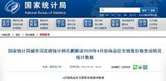 4月70城房价延续微涨态势 上海新建商品住宅销售价格环比上涨0.6%