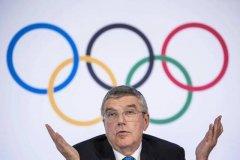 """巴赫称奥运明年若无法如期将被取消 表示""""不能一直让运动员心怀不安"""""""