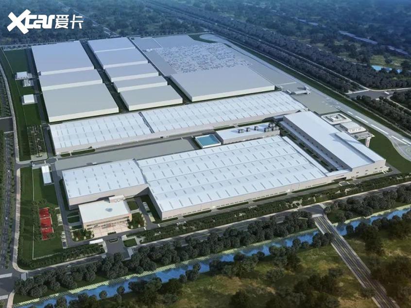 长城泰州基地进入试生产 将产多款车型