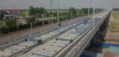 连徐高铁主要站点之一东海高铁站最新进度 下周起进行站房主体屋面内外装修